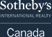 Sothebys International Realty Canada Logo